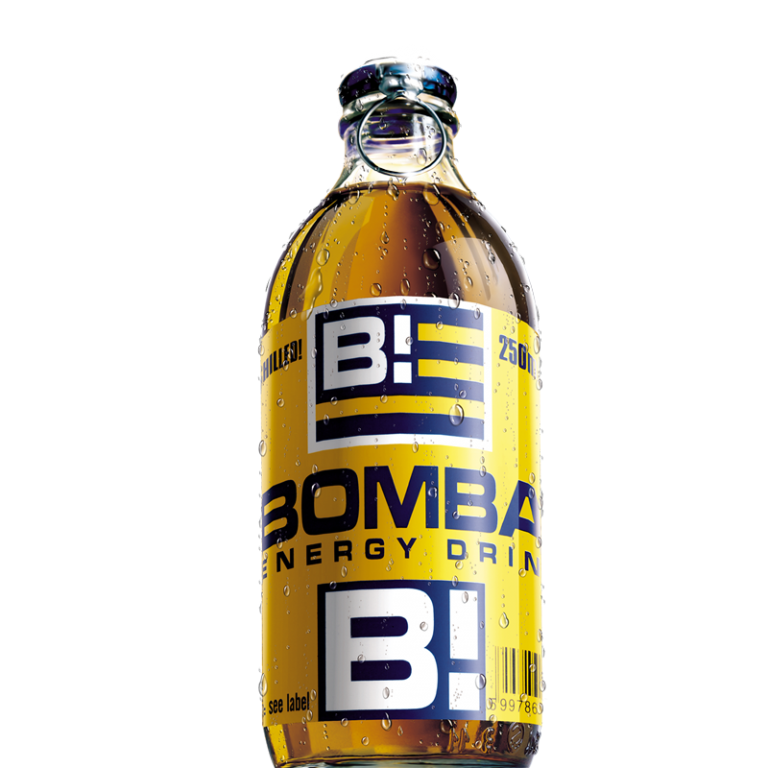 BOMBA GLASS