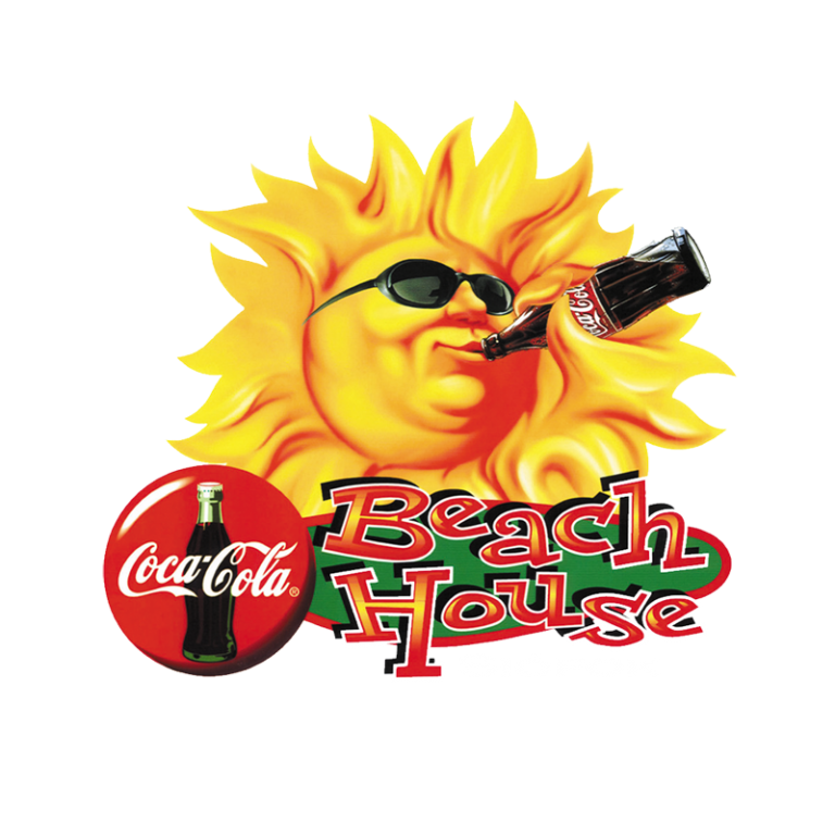 COCA COLA BEACH HOUSE