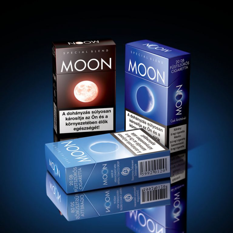 MOON CIGARETTE