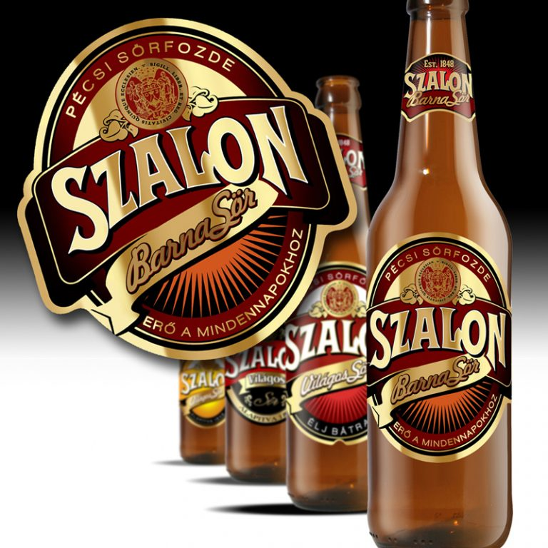 SZALON BEER RETRO