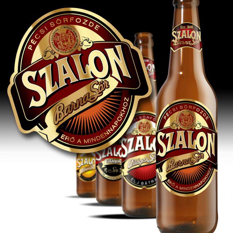 SZALON BEER RETRO