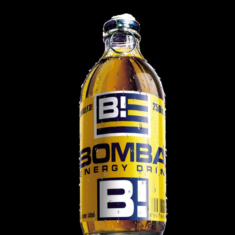 BOMBA GLASS