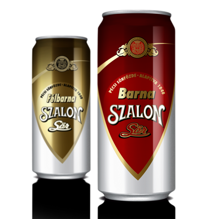 SZALON BEER CAN DESIGNS